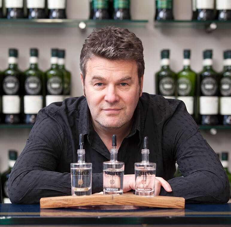 Waters for Whisky Founder Usige-Source-Graeme-Lindsey