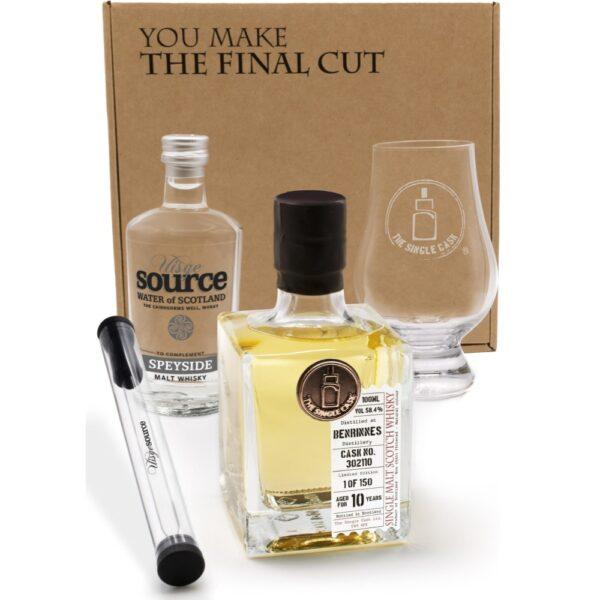 Speyside + Box The Final Cut